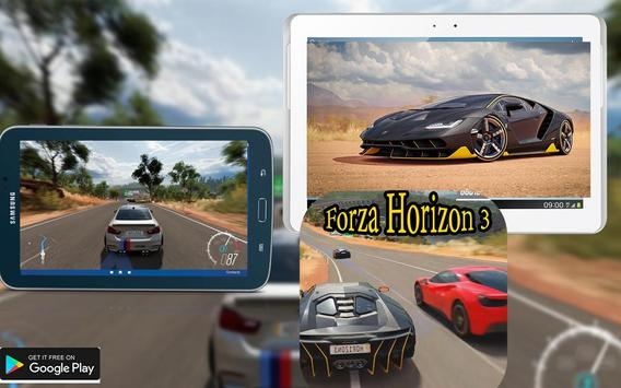 Forza horizon 3 apk + obb download   Download Forza Horizon