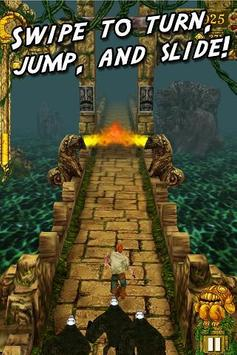 Temple Adventure Run poster