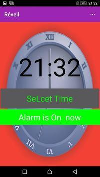 New voice alarm clock for free screenshot 1