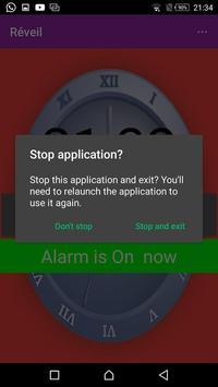 New voice alarm clock for free screenshot 3