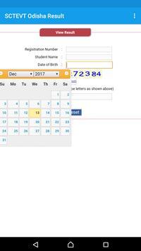 SCTEVT Odisha Results screenshot 2