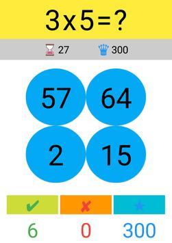 Toplama Çıkarma Çarpma Bölme / Matematik Oyunu screenshot 5