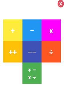 Toplama Çıkarma Çarpma Bölme / Matematik Oyunu poster