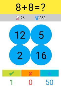 Toplama Çıkarma Çarpma Bölme / Matematik Oyunu screenshot 1