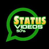 Status videos icon