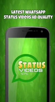 Status videos poster