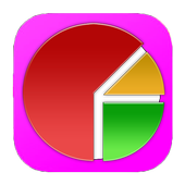 Pie Chart -Simulator icon
