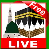 Makkah & Al Madinah Al Munawwarah Live icon