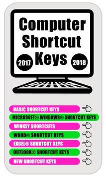 computer shortcut keyboard  2018 screenshot 4