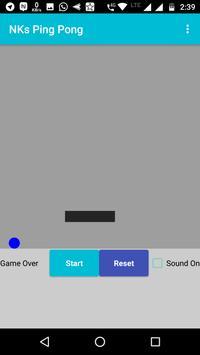 NKs Ping Pong screenshot 1
