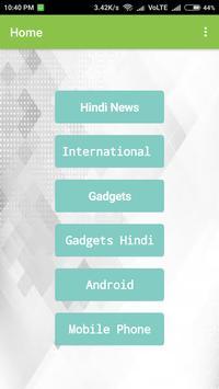 Daily Tech News screenshot 1