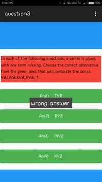 SSC CHSL 2018- MOCK TEST 1 apk screenshot