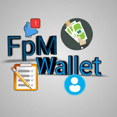 FpM Wallet : free paytm money in your wallet icon