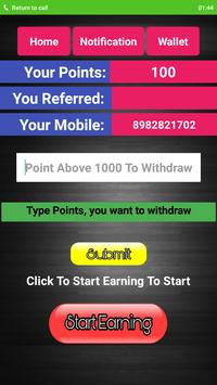FpM Wallet : free paytm money in your wallet poster