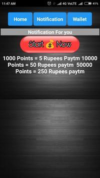 FpM Wallet : free paytm money in your wallet apk screenshot