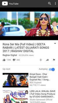 Geeta Rabari - Latest Hit Video Songs Best App poster