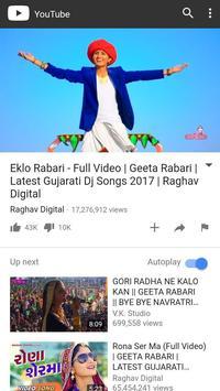Geeta Rabari - Latest Hit Video Songs Best App screenshot 2