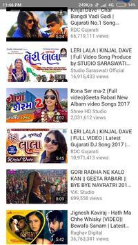 Geeta Rabari - Latest Hit Video Songs Best App screenshot 4