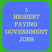 5 Highest paying government jobs in India icon