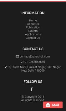 Rakesh Yadav Sir apk screenshot