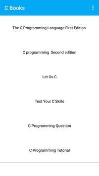 C Programming Books poster