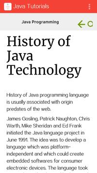 Complete JAVA poster