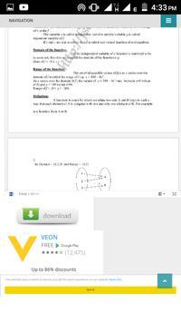 Math Fsc(I&II) KeyBook and Notes screenshot 3