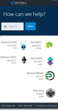 Bittrex Exchange   Support Center screenshot 1