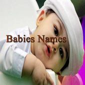 Muslim baby's Name icon