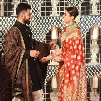 Virat Anushka Wedding Album Unseen Pics poster