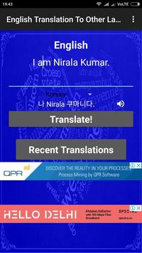 English Translation To Other Language For Android Apk Download