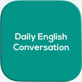 Daily English Conversation icon