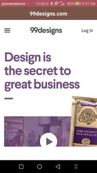 99designs.com screenshot 3