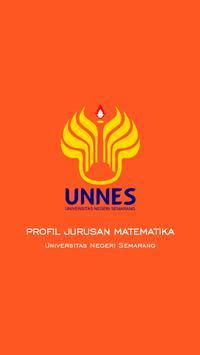 Profil Jurusan Matematika Unnes poster