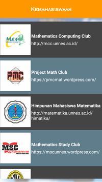 Profil Jurusan Matematika Unnes screenshot 5
