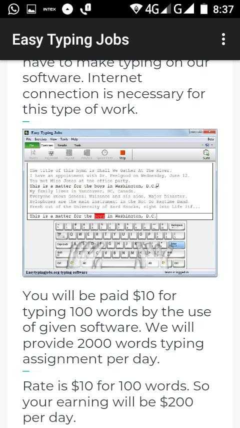 Image To Notepad Typing Jobs Without Investment