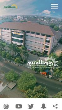 Muallimin Muhammadiyah Jogja poster
