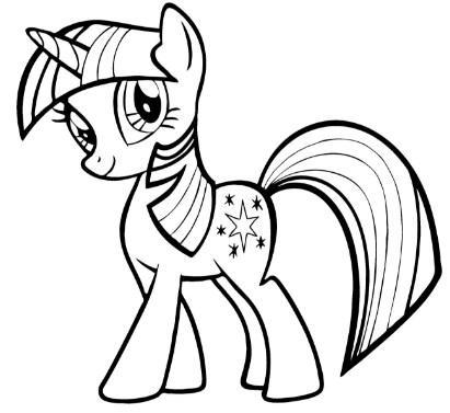 Coloring Pages Little Pony New For Android Apk Download