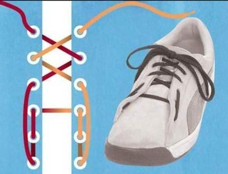 Creations tie shoelaces apk screenshot