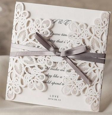 Wedding Invitation Cards Gallery poster