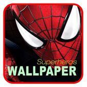 Super heros Wallpaper icon