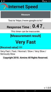 Internet Speed poster