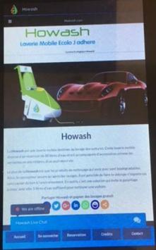 Howash poster
