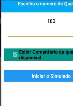 ExEnem -  Exame Simulado do Enem screenshot 3