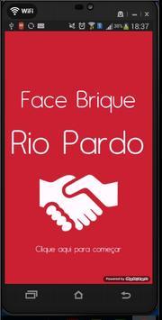 Face Brique Rio Pardo poster