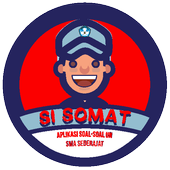 Si Somat (Aplikasi Soal Soal UN SMA Sederajat) icon