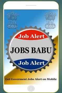 Jobs Babu : Get Sarkari Jobs Alert In Hindi poster