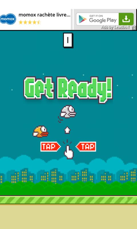 [Game Android] Flappy Bird