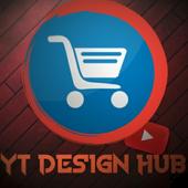 YT Design Hub - Your imagination My Creation icon