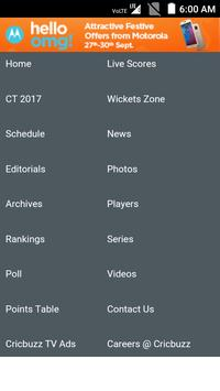 My Cricket : Live Scores and Commentary poster